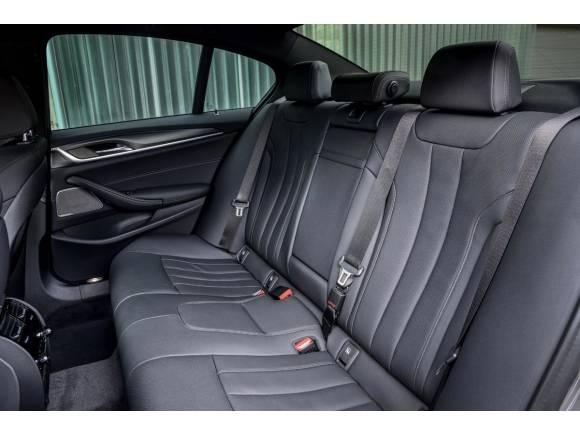 BMW 545e xDrive: el según motor híbrido enchufable para el Serie 5