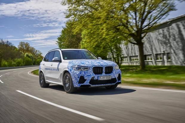 Más detalles sobre el BMW de hidrógeno que llegará en 2022