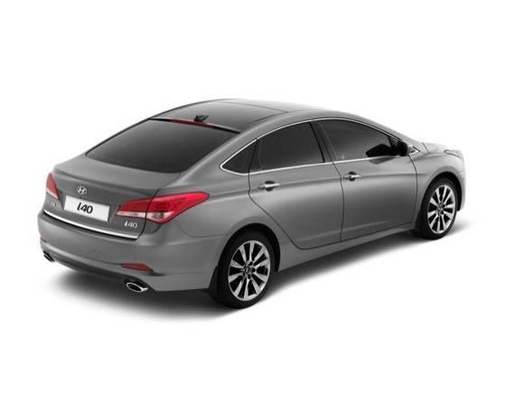 Hyundai i40 CW: primero el familiar