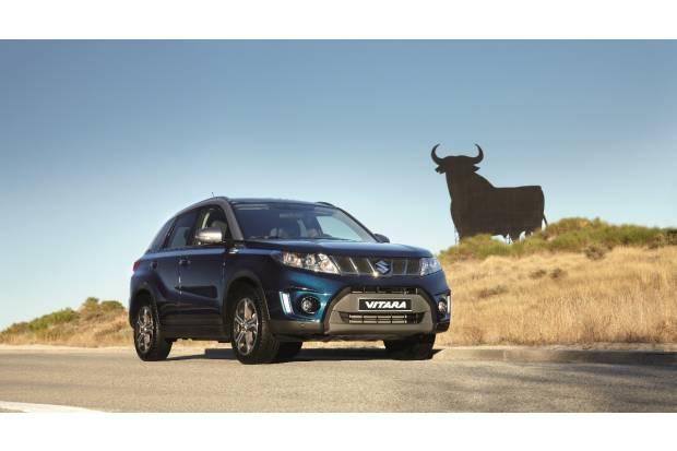Nuevo Suzuki Vitara Toro: edición especial desde 21.716 euros