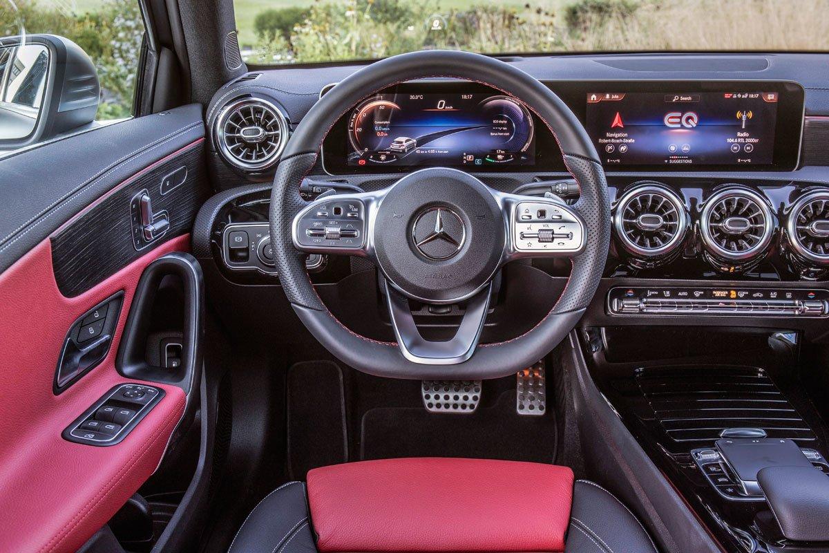 Prueba Mercedes Clase A 250 e