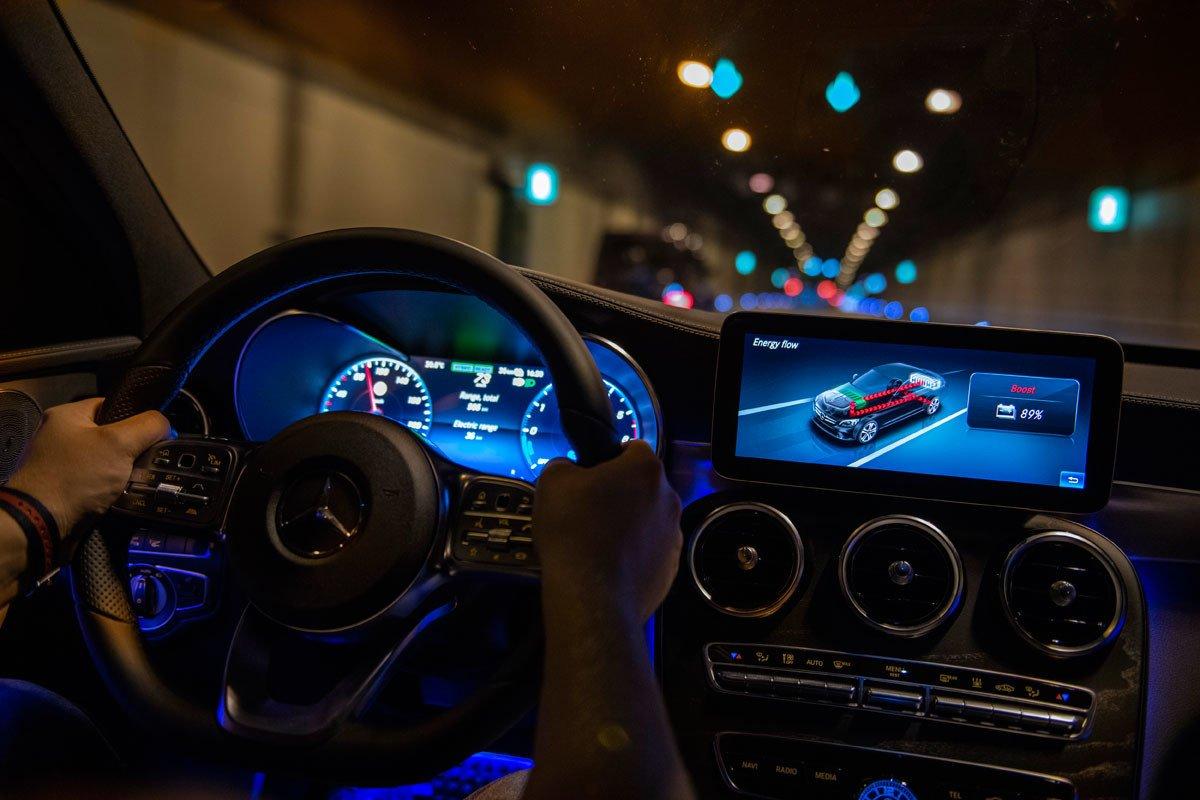 Prueba Mercedes Clase C 300 e
