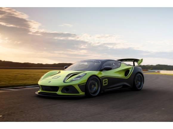 Lotus Emira GT4: apuesta plena por la competición