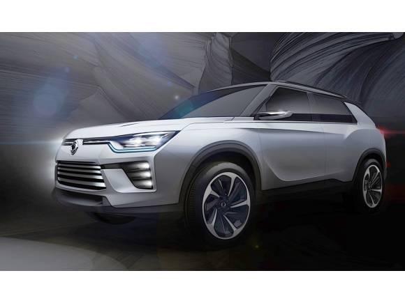 SsangYong apuesta fuerte por los SUV: nuevos XLV y SIV-2 en Ginebra
