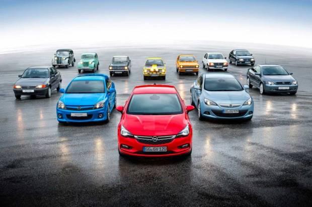 Opel Kadett/Astra: 80 años de tradición alemana