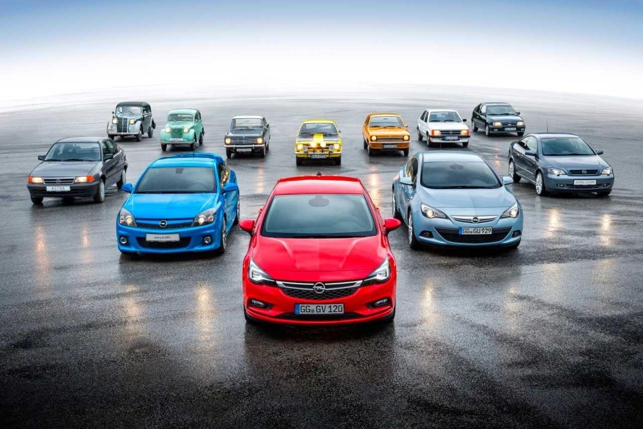 Opel Kadett Astra