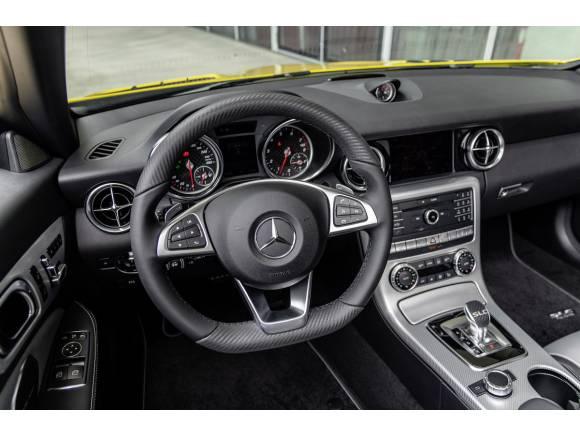 Adiós al mítico Mercedes SLK, con el SLC Final Edition