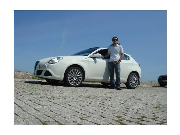 Prueba: Alfa Giulietta, el nuevo compacto de Alfa Romeo