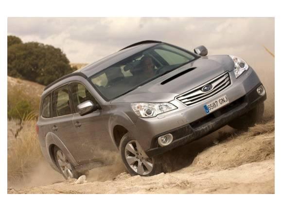 Prueba: Subaru Outback 2.0 Diesel