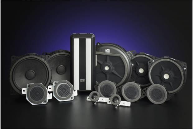 Lexus incorpora a toda su gama el Mark Levinson Sound System