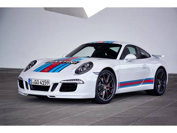 Porsche 911 S Martini Racing Edition, homenaje a Le Mans