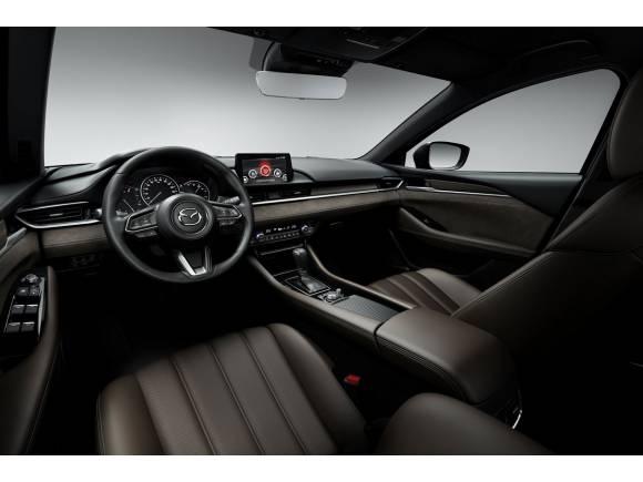 El nuevo Mazda 6 Wagon se presentará en el Salón de Ginebra 2018