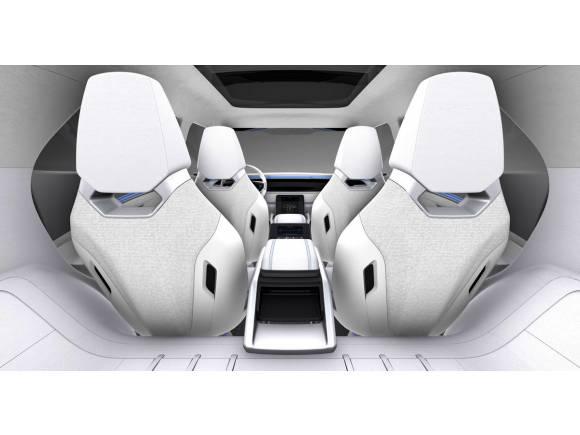 Ssangyong e-SIV Concept, la apertura a la tecnología eléctrica