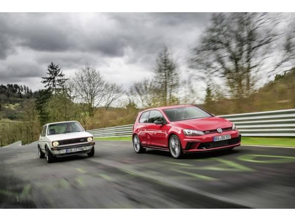 Nuevo Volkswagen Golf GTI Clubsport S: va de récord