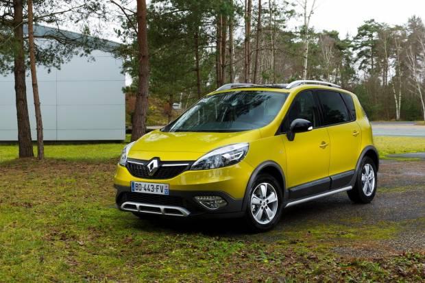 Nuevo Crossover: Renault Scénic Xmod