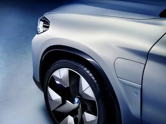 BMW iX3, el nuevo concepto eléctrico de BMW