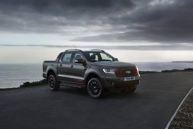 Ford Ranger Thunder: 4.500 unidades del pick-up más exclusivo