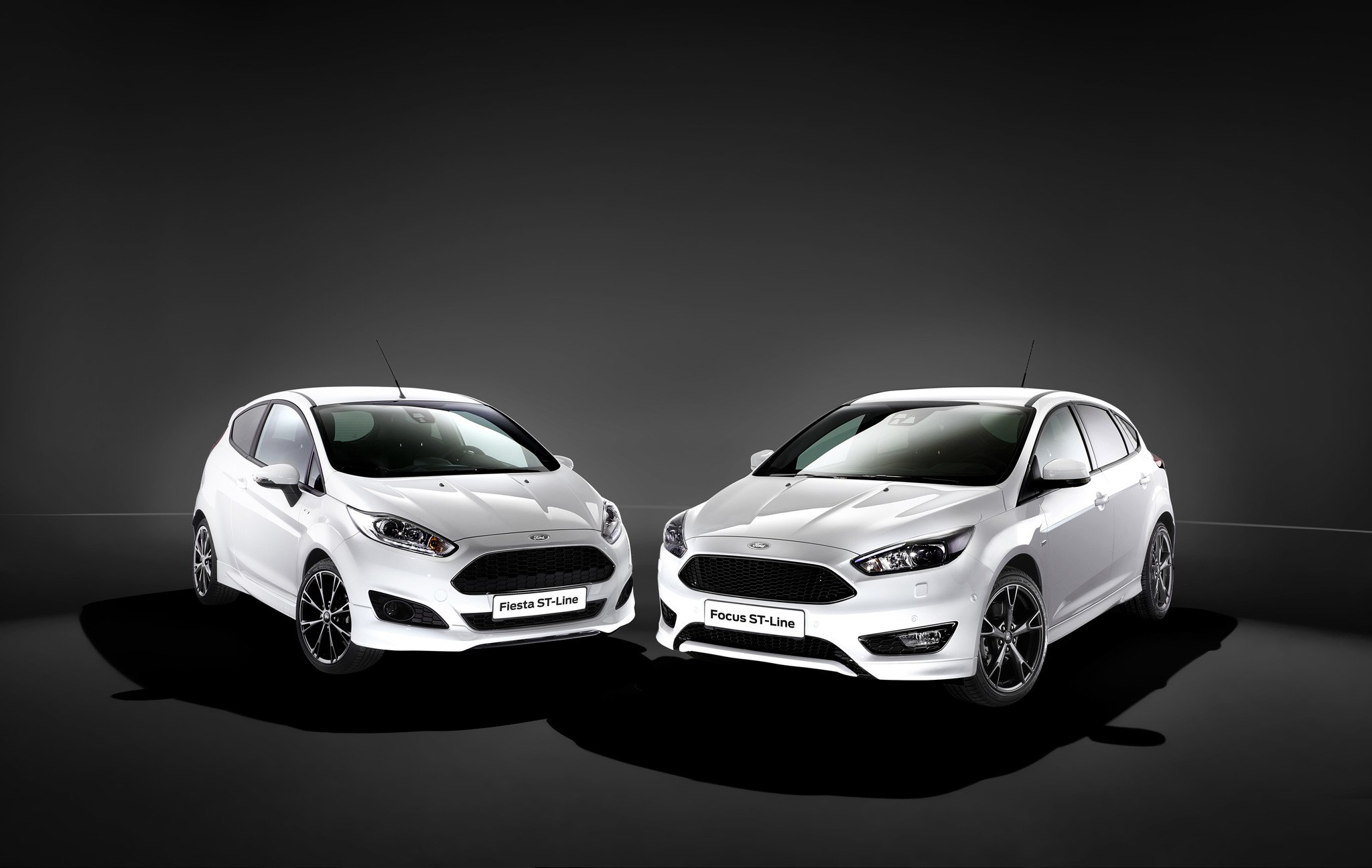 Ford Fiesta y Focus ST-Line