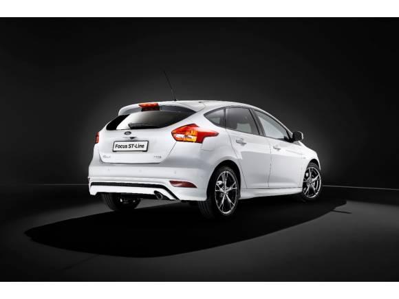 Nueva línea deportiva ST-Line para los Ford Fiesta y Ford Focus
