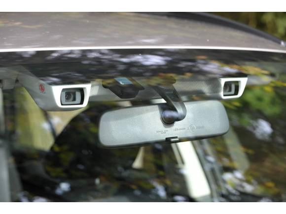 Cómo funciona el EyeSight de Subaru
