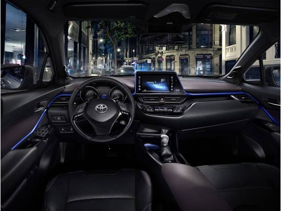 Toyota C-HR: el SUV híbrido de Toyota alternativa al Audi Q2