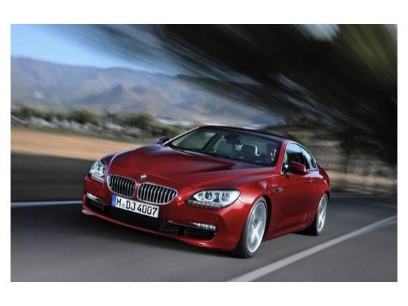 Nuevo BMW Serie 6 Coupé: información, vídeo e imágenes