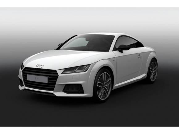 """Audi se pasa al lado oscuro, llegan los """"Black line edition"""""""