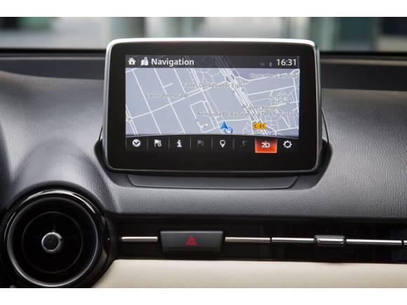 Prueba: nuevo Mazda 2 2015