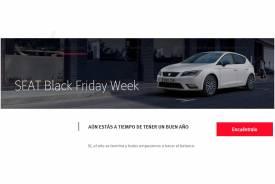 Todas las ofertas de coches para el Black Friday 2015
