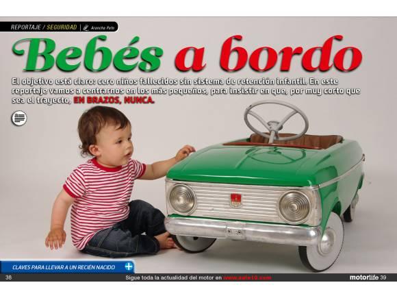 Motorlife Magazine nº 97: Los nuevos Renault Clio, Peugeot 208 y Opel Corsa a examen