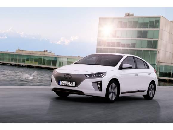 Prueba Hyundai IONIQ eléctrico: kilómetros baratos