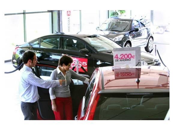 Ofertas y promociones de coches para enero 2013