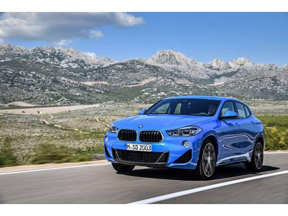 Nuevo BMW X2, el baby SUV de BMW