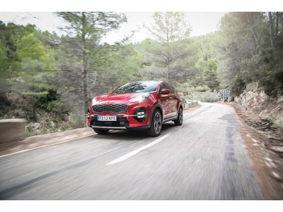 Prueba Kia Sportage 2019, probamos tres versiones