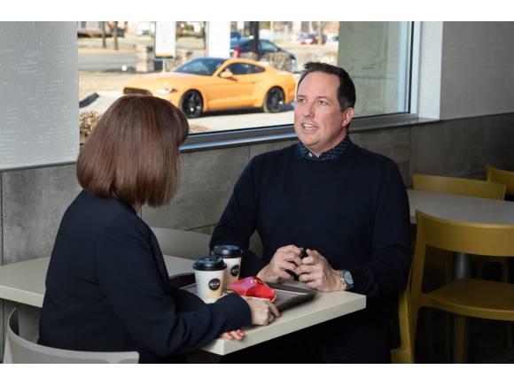 Vídeo: Ford creará piezas para sus coches con cáscaras de grano de café