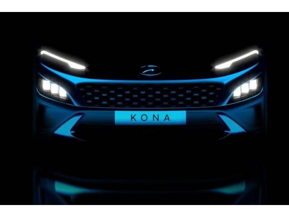 Nuevo Hyundai Kona: primeras imágenes de su rediseño, con nuevo acabado N Line