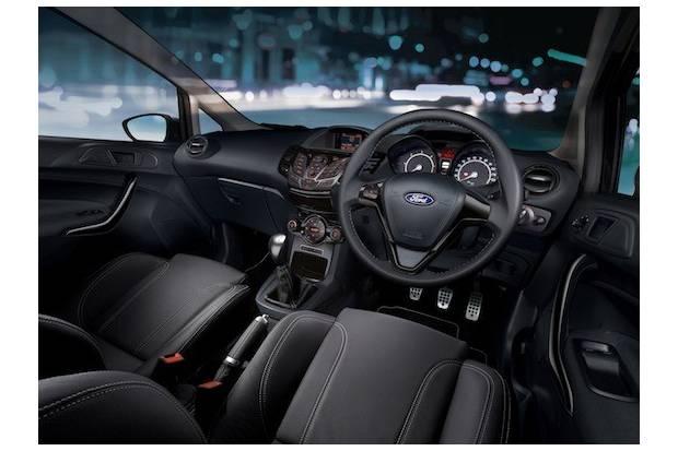 Ford Fiesta Sport Match: Un Fiesta muy cañero