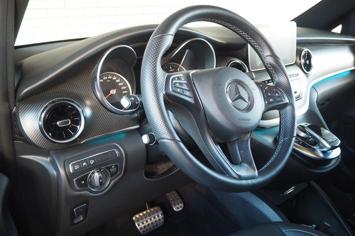 Prueba Mercedes Clase V
