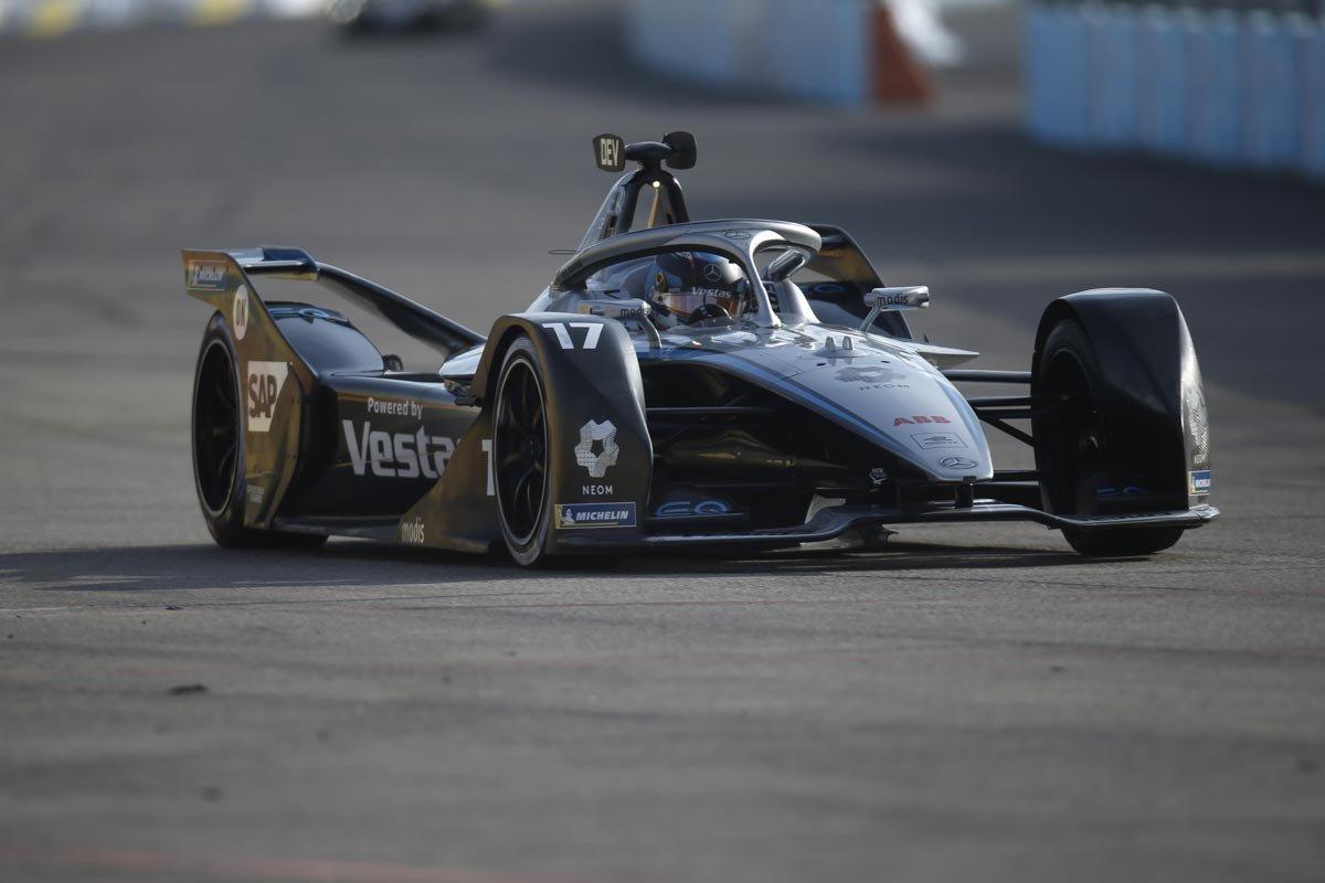 Mercedes-EQ Formula E