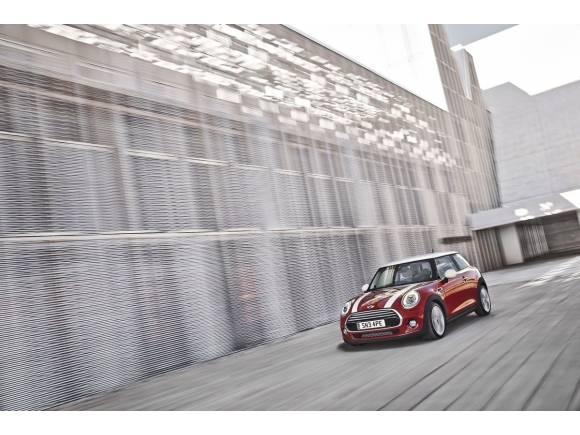 Prueba: MINI Cooper 2014