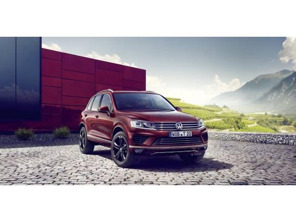 Volkswagen Touareg Executive Edition: más lujo para el SUV grande de VW