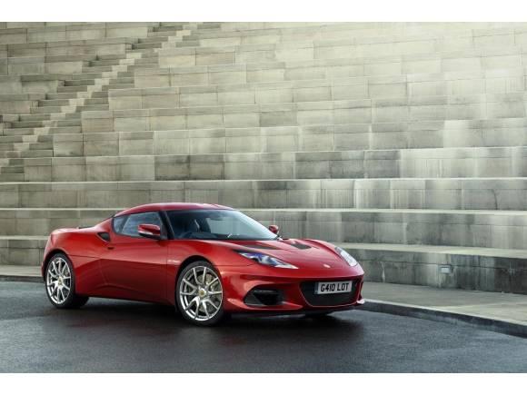 """Lotus Evora GT410: la nueva versión de """"acceso"""""""