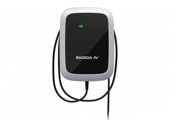 Skoda lanza su gama de cargadores para eléctricos desde 399 euros