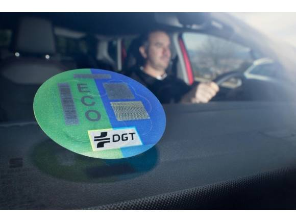 A partir del 1 de enero,  los coches sin etiqueta no podrán entrar a Madrid