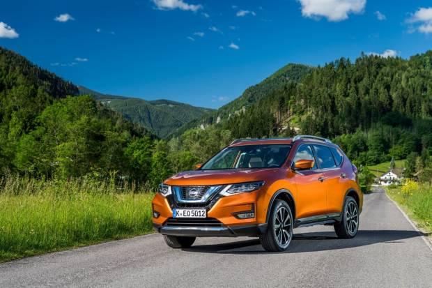 Nuevo Nissan X-Trail 2018: con cambios de diseño y más equipamiento