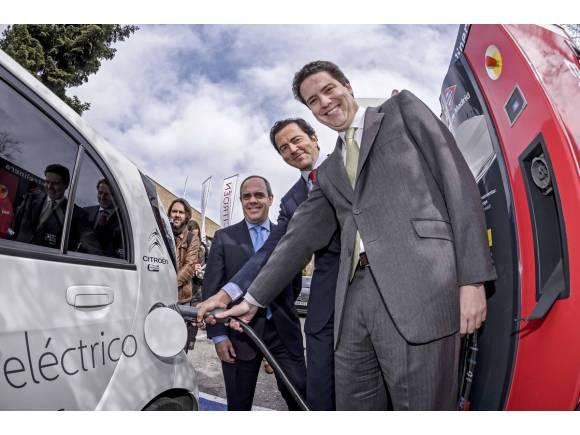 Se inaugura la primera Metrolinera en Madrid