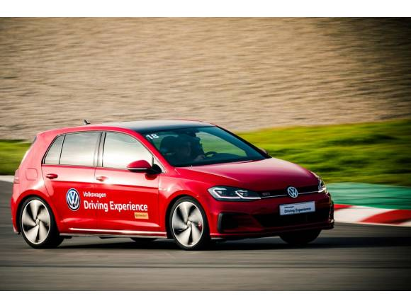 Calendario 2019 de los cursos Volkswagen Driving Experience