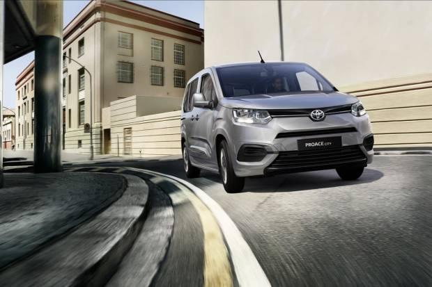 Nuevo Toyota Proace City Verso: gama y precios completa