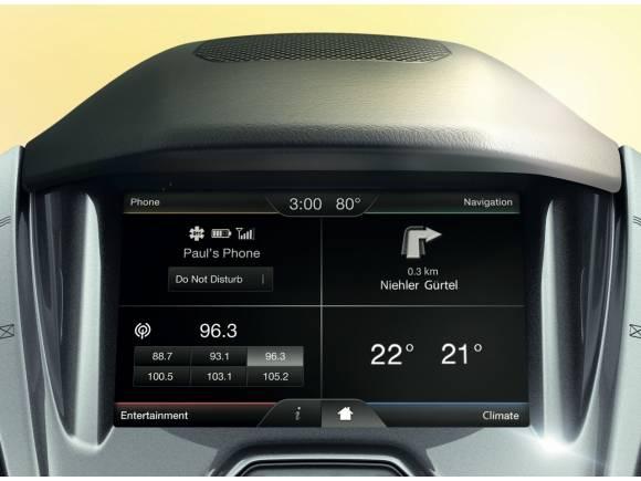 Ford Tourneo Connect con mejoras de eficiencia y tecnología