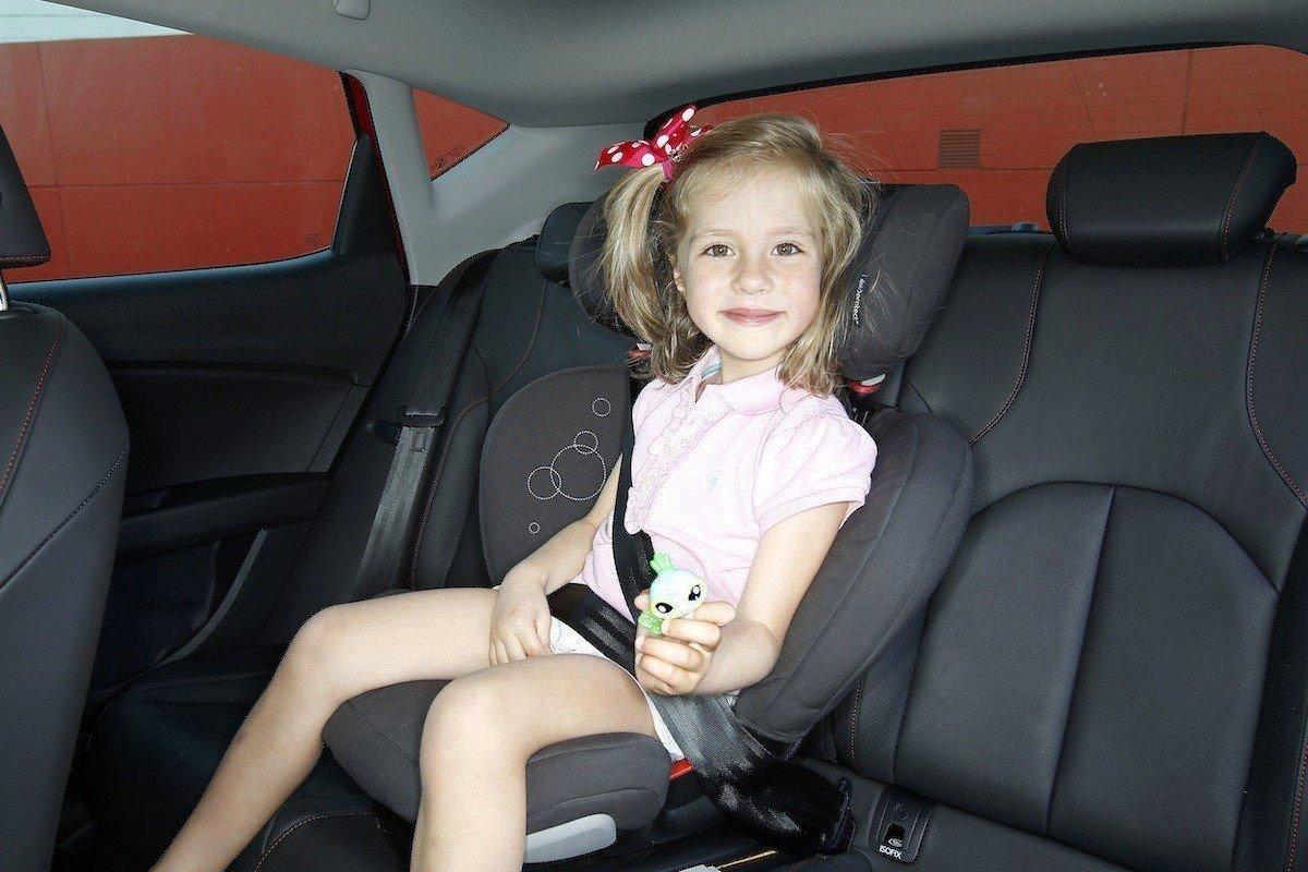 Sillas infantiles para el coche